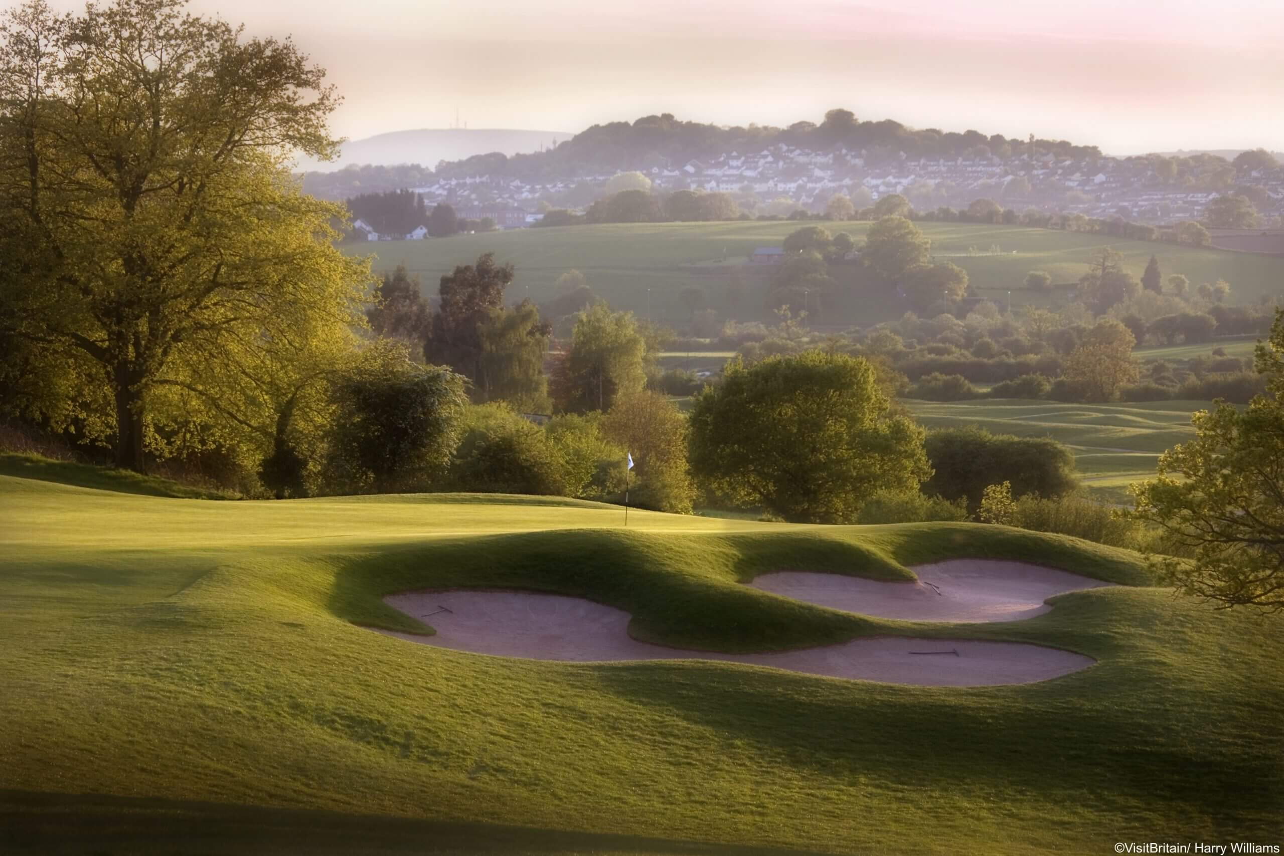 Celtic Manor Resort and Golf Course'