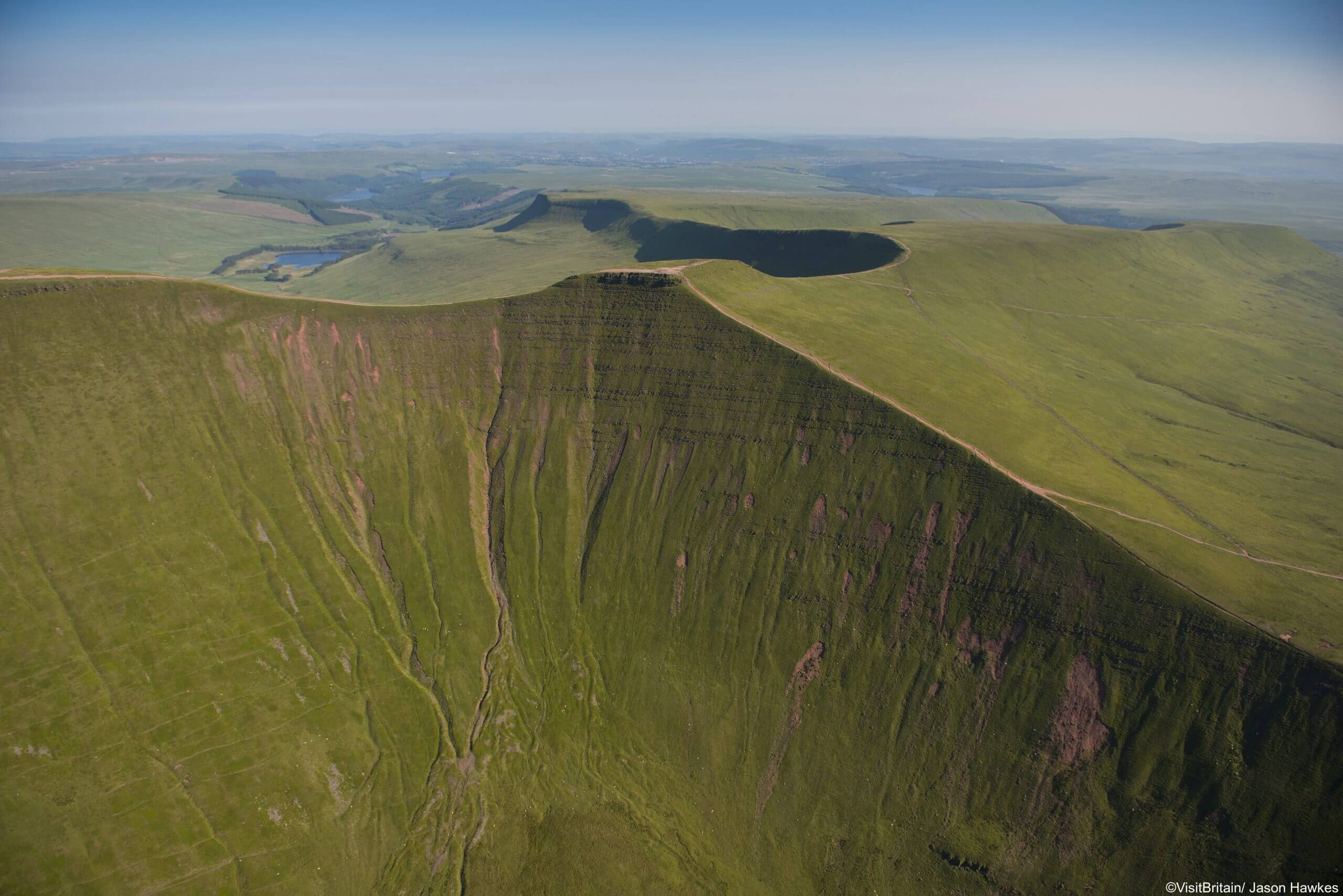 The Brecon Beacons National Park'