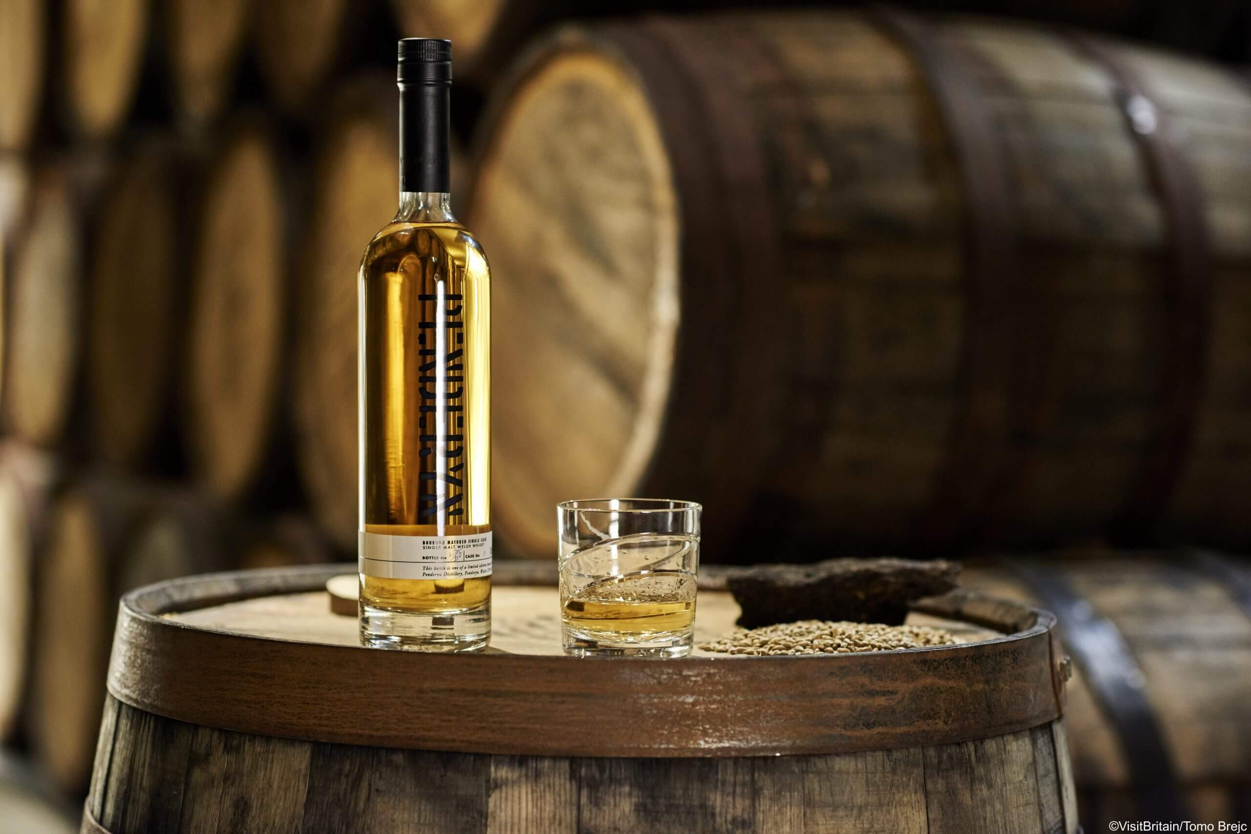The Penderyn Distillery'