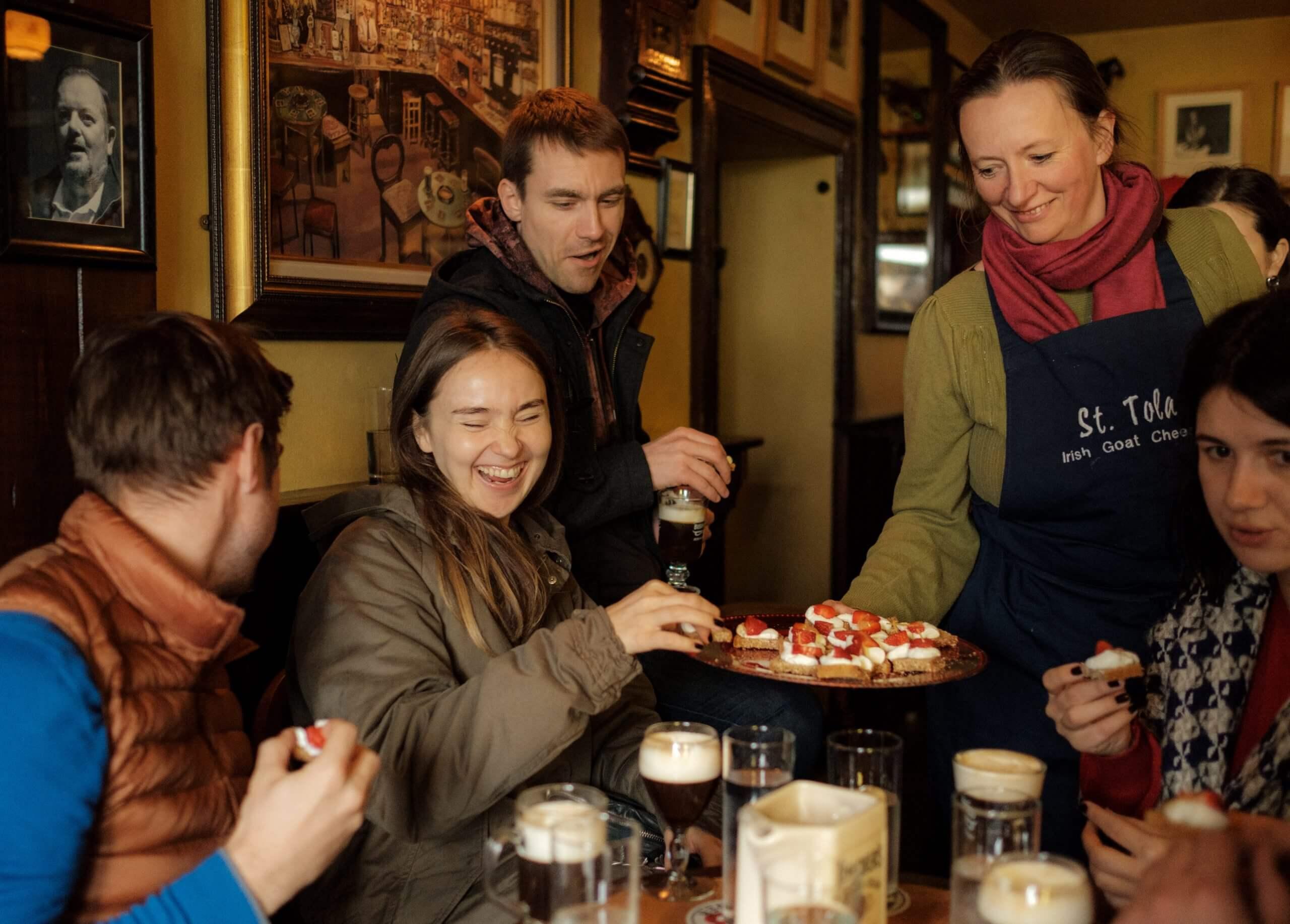 St. Tola Pub in Ireland'