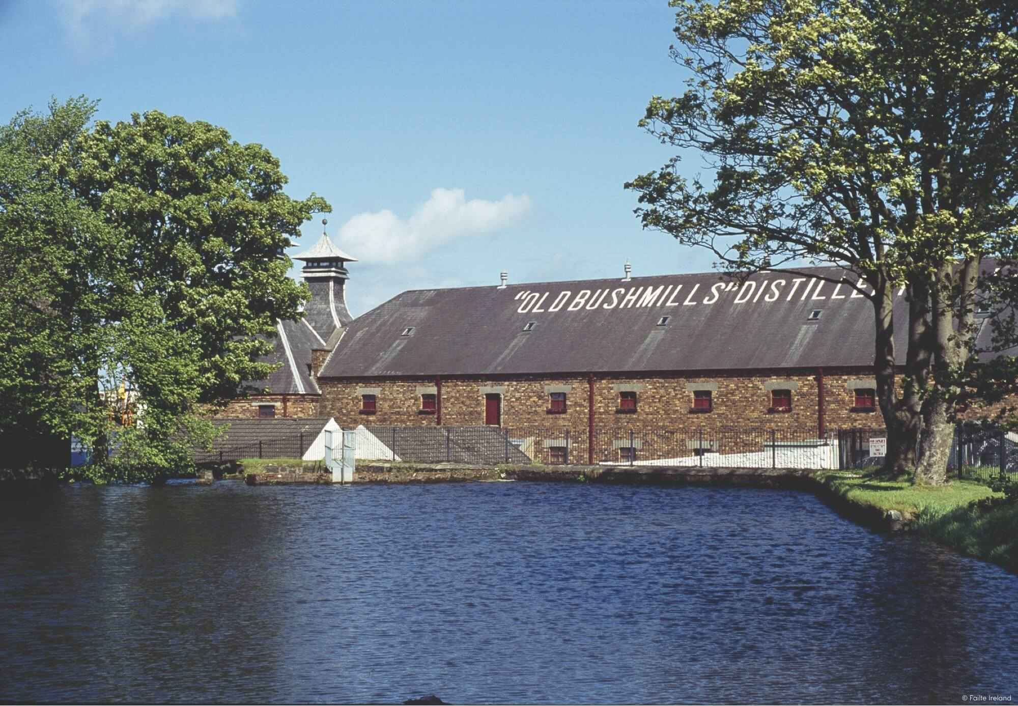 Old Bushmills Distillery'