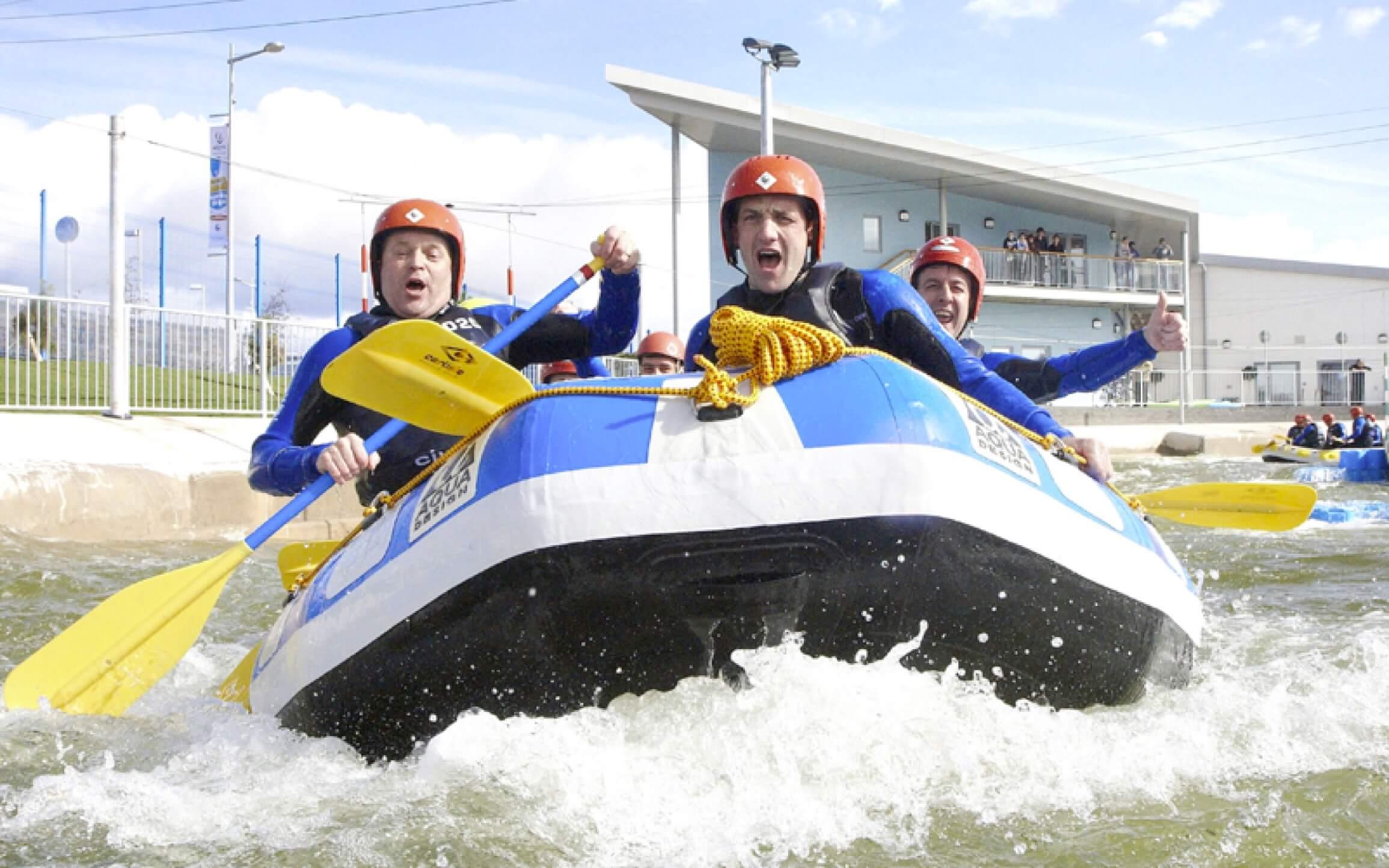 Cardiff White Water'