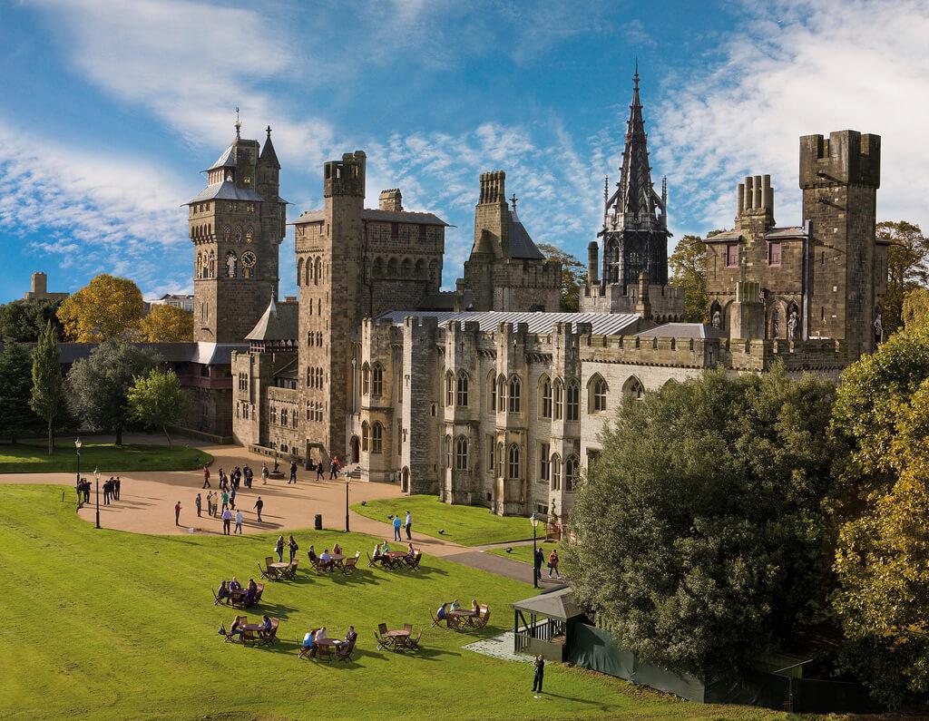 Cardiff Castle'
